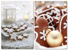 A dédike 9 legfinomabb édes aprósüteménye az ünnepekre! Baking And Pastry, Nigella, Gingerbread Cookies, Sweet, Christmas, Recipes, Foods, Cakes, Kitchen