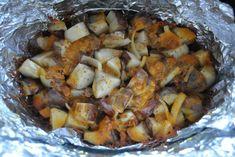 crock pot cheesy bacon potatoes