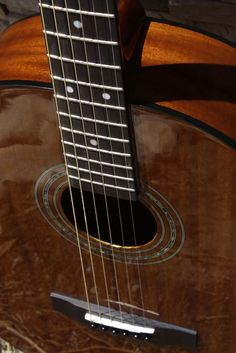 Zager Mahogany Guitars