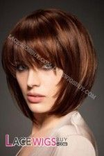 COM to choose cheap human hair wigs . You can choose long or short wigs for yourself. All affordable human hair wigs with cheap price and high quality on America web online are affordable. Best Human Hair Wigs, Human Wigs, Remy Human Hair, Bob Haircuts For Women, Short Bob Hairstyles, Wig Hairstyles, Trendy Haircuts, Winter Hairstyles, Vintage Hairstyles