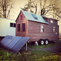 could building a tiny house on a trailer keep it high enough off the ground for our purposes?