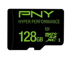 PNY 128GB High Speed MicroSDXC Memory Card (P-SDUX128U165G-GE) * Read more reviews of the product by visiting the link on the image. (This is an affiliate link and I receive a commission for the sales)