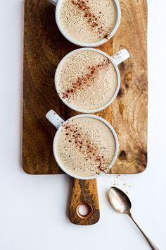 Creamy Cinnamon Cold Brew Cashew Latte - the most delicous way to start your day! Made with cashew creamer and cold brew! But First Coffee, I Love Coffee, Coffee Art, Coffee Break, Coffee Shop, Coffee Signs, Coffee Photography, Food Photography, Cinnamon Drink