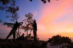 Phu Kradueng National Park, Phu Kradueng District, Loei Province.