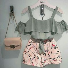 cute k style outfit Fashion Looks, Girl Fashion, Womens Fashion, Fashion Trends, Fashion Fashion, Cool Outfits, Summer Outfits, Casual Outfits, Frugal Male Fashion