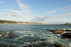 playa punta de tralca