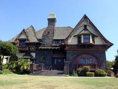 Fitzgerald House, Los Angeles, CA
