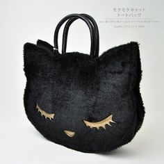 Black Kitty - Tote Bag