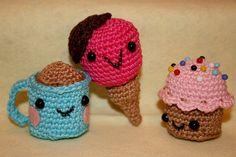 Amigurumi World Seriously Cute Crochet : Tapas de lapiz, Sanrio and Hello kitty on Pinterest