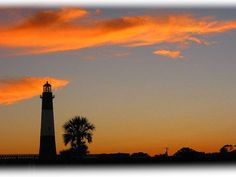 Tybee Island Tourist Attractions near Savannah Georgia