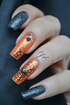 Kakine Nail Art: Halloween râté