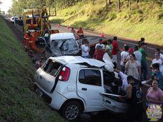 I: Um acidente na BR-369, faz duas vitimas fatal de Mamborê
