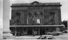 The old Clifton Cinema - shortly after it closed. Probably taken in late Coventry City Fc, My Town, Set Design, Big Ben, Places Ive Been, Blues, Old Things, Spa, Cinema