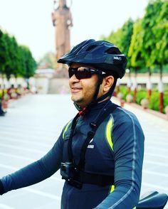 #cyclinglife #cycling #funride #morningride #shivmurti #speed #strava #iphonephotography #iphone7plus #potraitmode #bokeheffect #ridewithme #justgotclicked #ghostkato5 #ghostindia #liveinthemoment