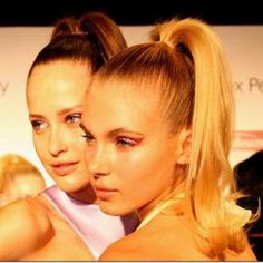 20-Plus Ways to Style a Ponytail: The Cheerleader Ponytail