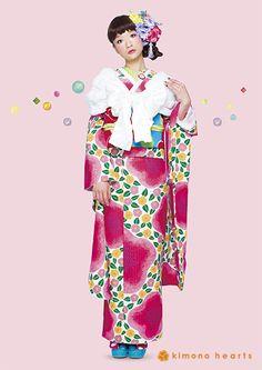kh-162:レトロモダン #kimono