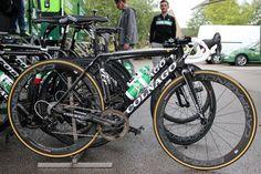 New bikes at the 2014 Tour de France: Trek, Canyon, Specialized, Merida, Pinarello, Fuji, Colnago - Tour de France 2014, Colnago V1-R (Pic: George Scott/Factory Media)