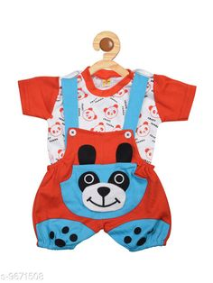 Jumpsuits Stylish Girls And Boys Dungaree Fabric: Cotton Sleeve Length: Short Sleeves Pattern: Self Design Multipack: 1 Sizes:  1-2 Years (Bust Size: 20 in Length Size: 17 in Waist Size: 20 in)  6-12 Months (Bust Size: 18 in Length Size: 14 in Waist Size: 16 in)  12-18 Months (Bust Size: 19 in Length Size: 16 in Waist Size: 18 in) Country of Origin: India Sizes Available: 6-12 Months, 12-18 Months, 18-24 Months, 1-2 Years   Catalog Rating: ★3.9 (776)  Catalog Name: Flawsome Stylus Kids Girls Dungarees & Jumpsuits CatalogID_1712934 C62-SC1156 Code: 234-9671508-1011