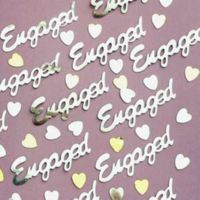 Scatterfetti Engaged Silver and Gold - Mr Party Cheap Party Supplies Discount Party Products Birthdays Parties Party Hire Heart Shaped Sparklers, Cheap Party Supplies, Party Hire, Birthdays, Delicate, Birthday Parties, Engagement, Silver, Gold