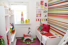¡¡¡Me encanta esta habitación para Amaya!!!