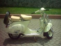 Classic Vespa <3
