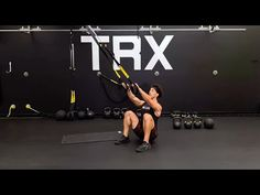 TRX Live | Strength & Conditioning | Miguel Vargas - YouTube
