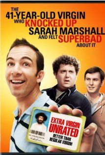 The 41-Year-Old Virgin Who Knocked Up Sarah Marshall and Felt Superbad About It (2010) Poster