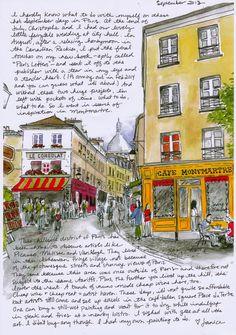 ⊱⚜ Audrey Loves Paris ⚜⊰
