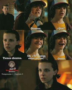 Read from the story Memes de Stranger Things by softxrw (( ͡°ᴥ ͡° ʋ)) with reads. What Is Stranger Things, Stranger Things Netflix, Memes Br, Funny Memes, Starnger Things, Saints Memes, Don T Lie, Best Series, Series Movies