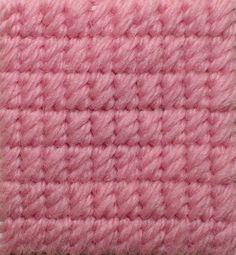Straight Cashmere Stitch