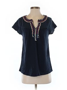 Check it out—Lucky Brand Short Sleeve Top for $20.99 at thredUP!
