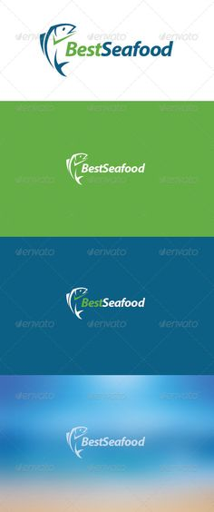 Best Seafood Logo  #GraphicRiver         A Prefect logo for seafood, sushi, fishing Gear company. Using checkmark shape to represent best choice, recommended & excellent product quality.  	 Files contain : ai/ Eps from basic to Cs3, font detil & various logo colors against different background implementation.     Created: 16October13 GraphicsFilesIncluded: VectorEPS #AIIllustrator Layered: Yes MinimumAdobeCSVersion: CS Resolution: Resizable Tags: best #blue #branding #catch #correct #fish…