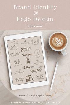 Anna Miller, Professional Logo, Logo Nasa, Logos, Book Design, Brand Identity, Creative Art, Personal Development, Place Card Holders