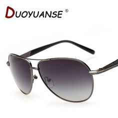 af84727884 Free delivery of high quality DUOYUANSE new men polarized sunglasses  gradient lens polarizer 858 man accessories
