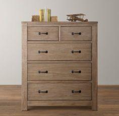 Kenwood Tall Dresser   Dressers   Restoration Hardware Baby & Child