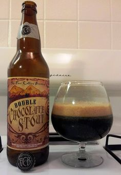 Fort Collins Double Chocolate Stout. I'm gonna HAVE to try this!