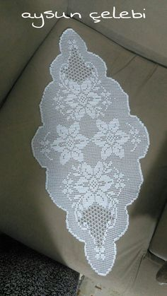 Crochet Doily Patterns, Crochet Doilies, Crochet Lace, Filet Crochet, Needlework, Projects To Try, Barbie, Embroidery, Crafts