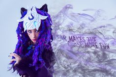 Kindred Wolf Fear... - Cosplay Photo - Cure WorldCosplay