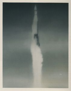 Gerhard Richter, Rakete (Rocket) 1966, 93 cm x 73 cm, Oil on canvas