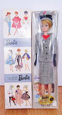 2006 Barbie career girl -Reproduction