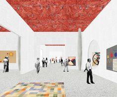 Museu Bauhaus, Dessau, Alemanha. FALA Atelier