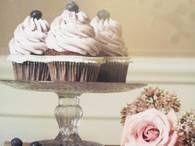 Heidelbeer-Topping - Mehlspeiskönig Cupcake Topping, Cupcakes, Matcha Whisk, Cupcake Cakes, Cup Cakes, Muffin, Cupcake