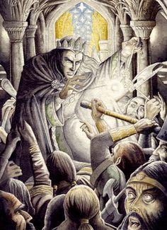 Thingol's End by peet on DeviantArt