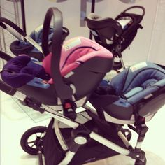 The Cybex Aton car seat is compatible with strollers outside of the Cybex brand.