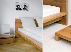 modern bed e15