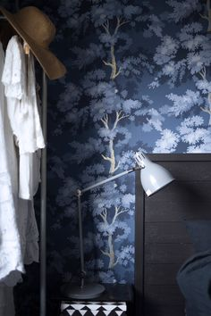 Bedroom Wallpaper, Country Living, Nest, Wallpapers, House, Country Life, Nest Box, Home, Wallpaper