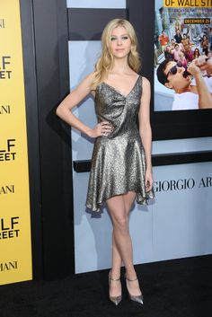 Nicola Peltz Photos: 'The Wolf of Wall Street' Premieres in NYC