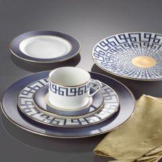 Brian Gluckstein by Lenox Darius Dinnerware & Audrey Brian Gluckstein by Lenox   Dining + Entertaining In Style ...