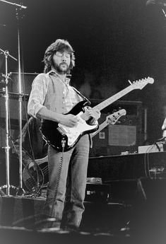 Live Rock, Eric Clapton, Classic Rock, Rock And Roll, Concert, Long Live, Cream, Badge, Guitar