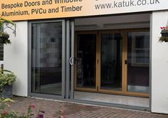 The KAT Triple Track Patio door is the latest addition to our door range & allows three sashes to slide in one direction opening up two thirds of an opening